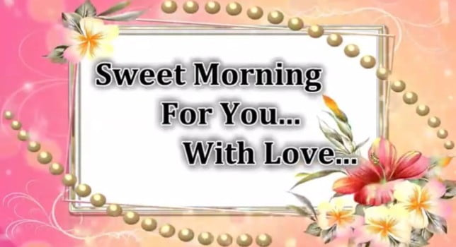 good morning wishes quotes to my love