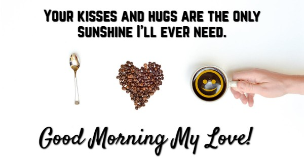 Romantic Good morning Messages for boyfriend