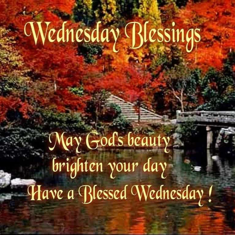 wednesday blessing for whatsapp