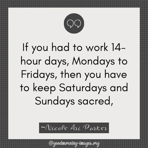 Funny Saturday Quotes