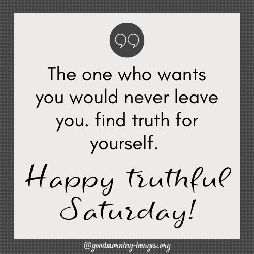 Saturday quotes for love