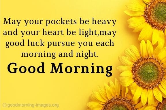 Good Morning HD Images With Positive Words