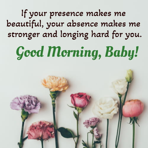 Morning boyfriend sweet greetings for Sweet And